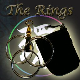 The Rings (with DVD) by Raymond Iong