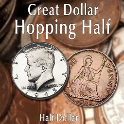 Great Dollar Hopping Half