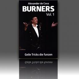 Burners Vol 1 by Alexander de Cova