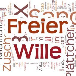 Freier Wille