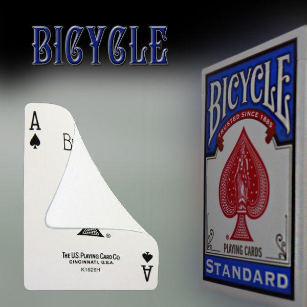 Bicycle blanko Rückseite