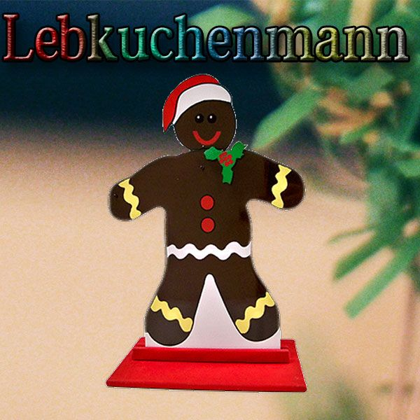 Lebkuchenmann - The Gingerbread Man (forgetful) by Premium Magic
