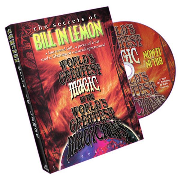 Bill In Lemon (World's Greatest Magic) - DVD