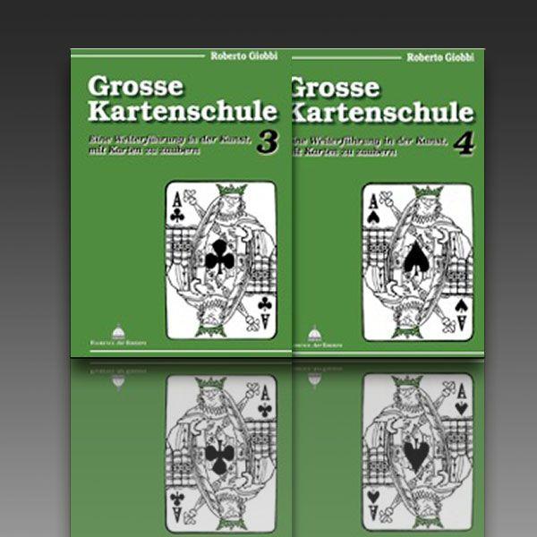 Grosse Kartenschule Band 3-4