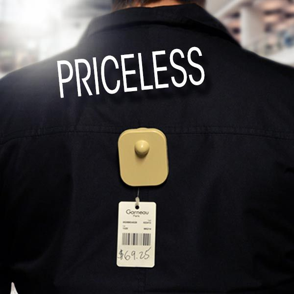 Priceless - Richard Sanders