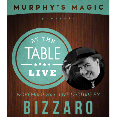At the Table Live Lecture - Bizarro 11-19-2014