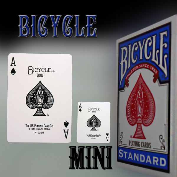 Bicycle Minicards