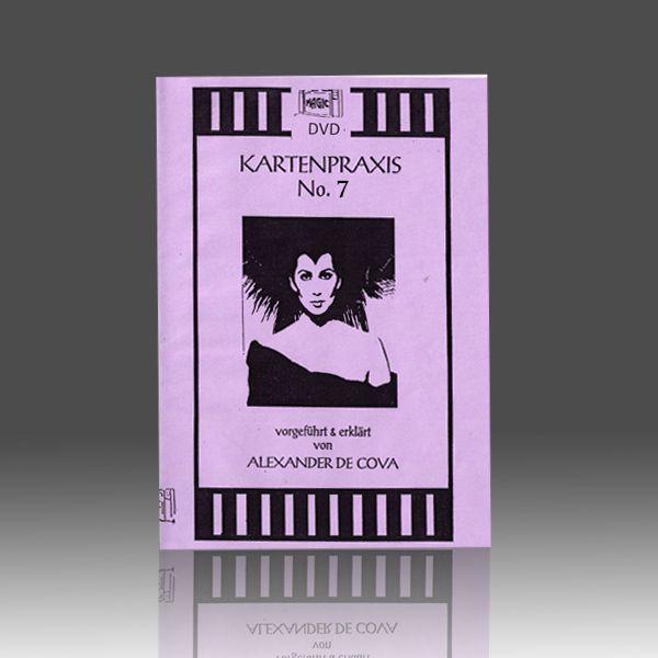Kartenpraxis 7 - Alexander De Cova