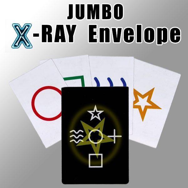 Jumbo X-Ray Envelope