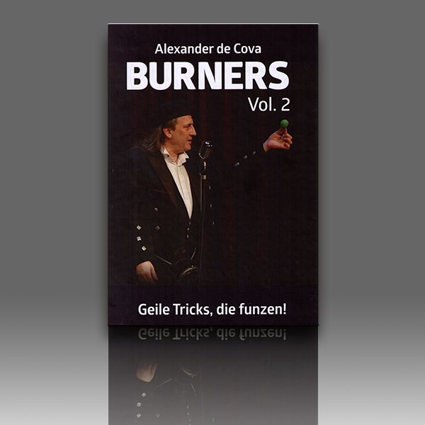Burners Vol 2 by Alexander de Cova