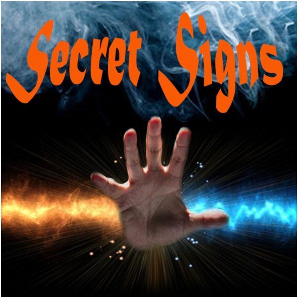 Secret Signs - Sylar Wax