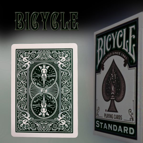 Bicycle -Black Back-