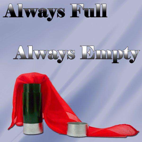 Always Full - Always Empty
