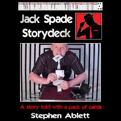 Jack Space Storydeck by Stephen Ablett