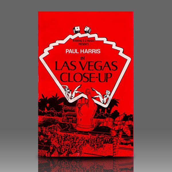 Las Vegas Close-Up - Paul Harris