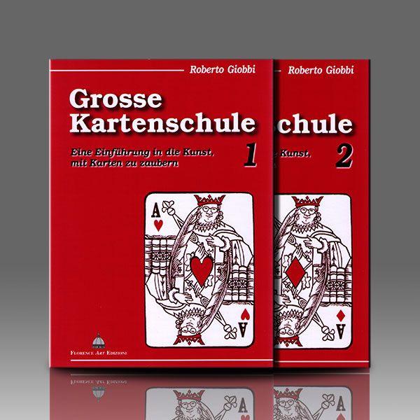 Die Grosse Kartenschule, Bd. 1&2
