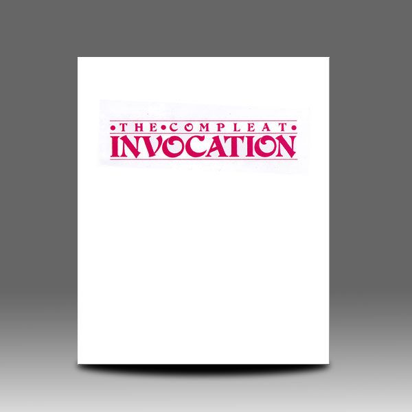 Compleat Invocation 1&2