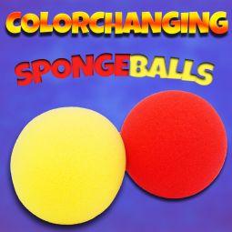 Colorchanging Spongeballs