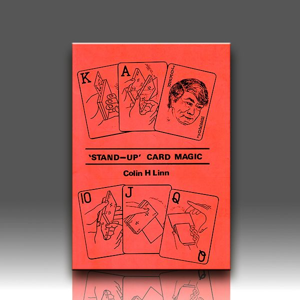 Stand-Up Card Magic by Colin H Linn