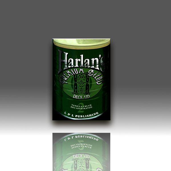 Dan Harlan's Premium Blend Deck Aid 2