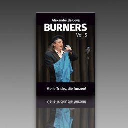 Burners Vol 5 by Alexander de Cova