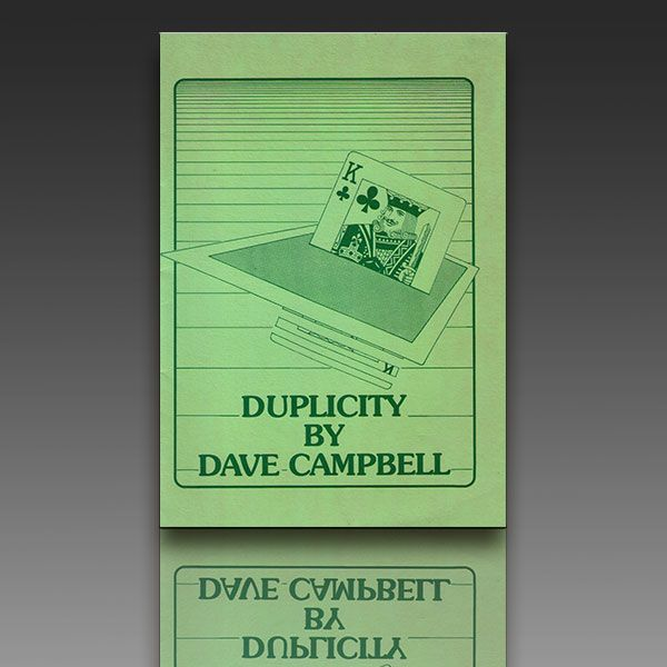 Duplicity - Dave Campbell