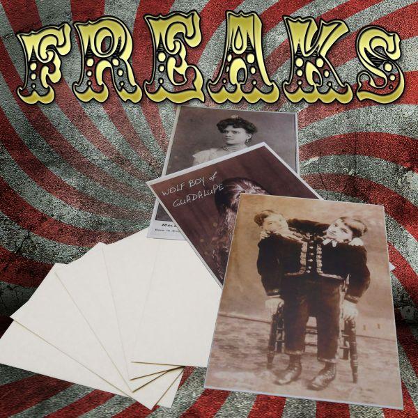 Freaks - Paul Prater