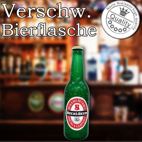 Verschw. Bierflasche - Norm Nielsen