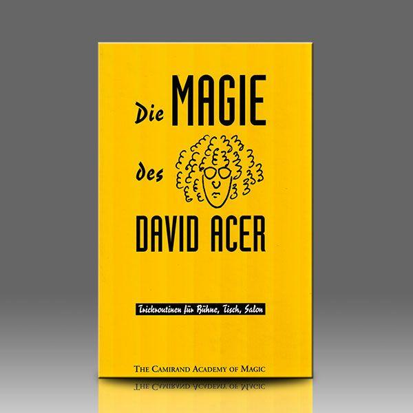 Die Magie des David Acer
