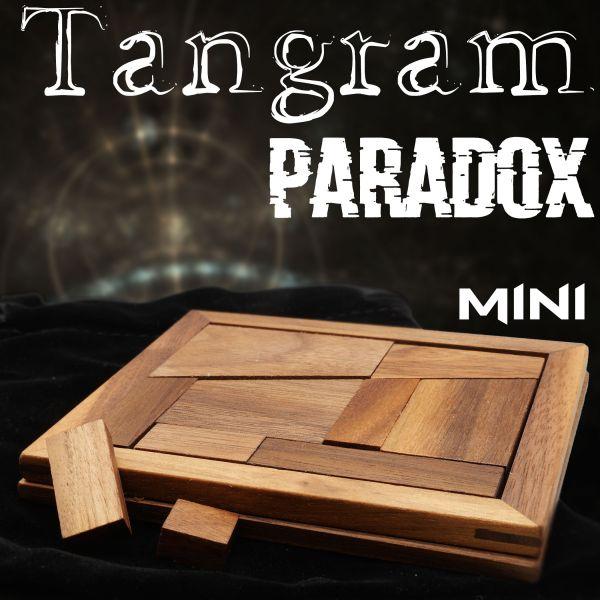 Mini Tangram Paradox – Puzzle des Leben