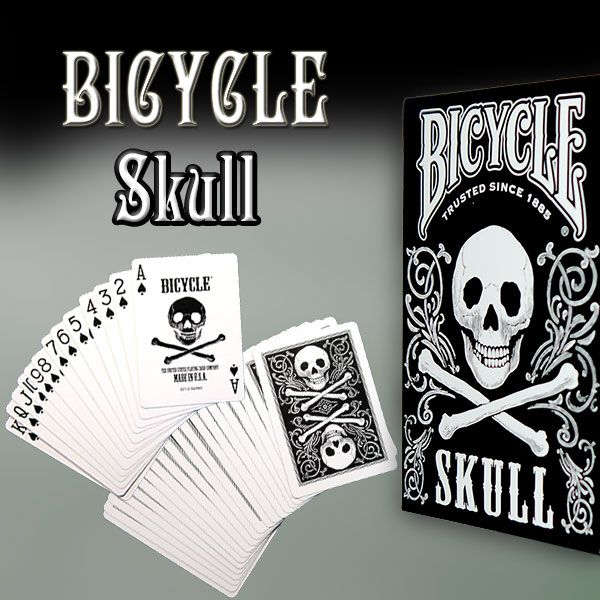 Bicycle - Skull