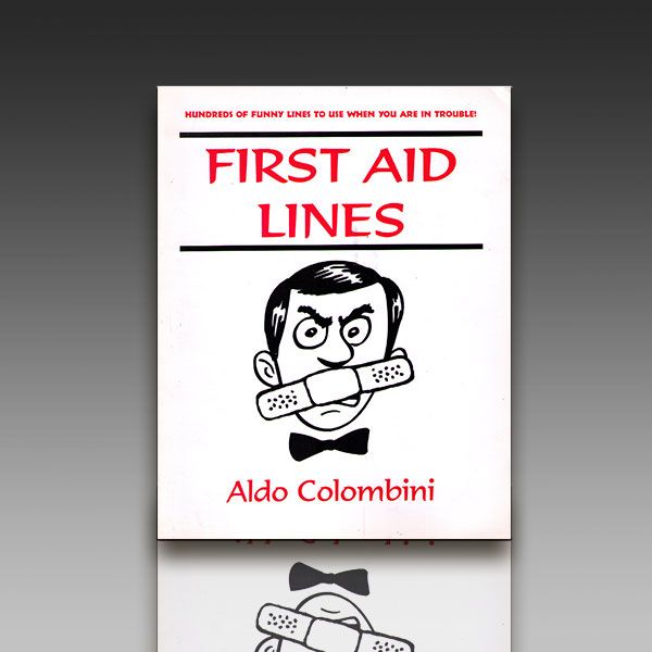 First Aid Line by Aldo Colombini