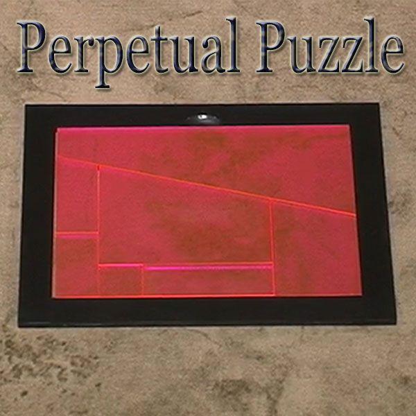 Perpetual Puzzle Tenyo 2017
