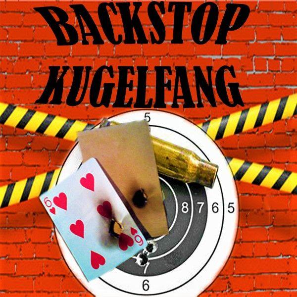 Backstop Kugelfang - Sylar Wax
