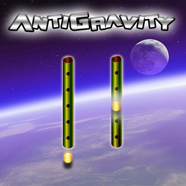 Antigravity Newton
