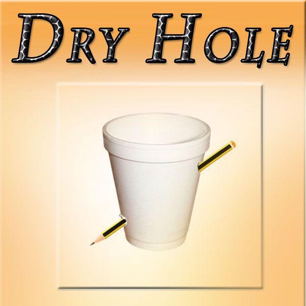 Dry hole by Bazar De Magia