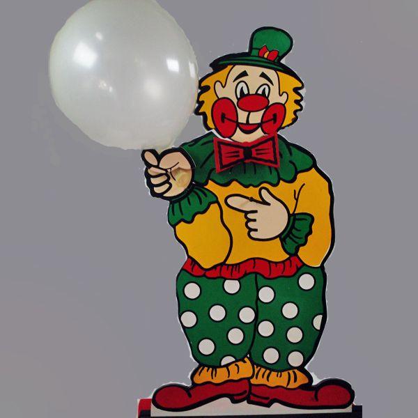 Clown Pedro