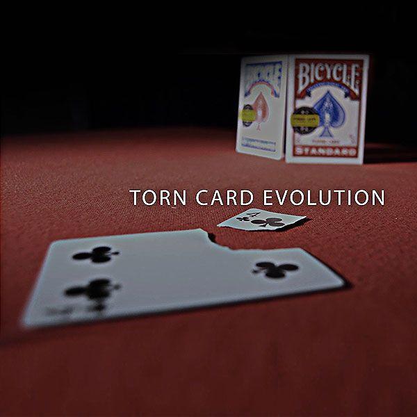 Torn Card Evolution Juan Pablo