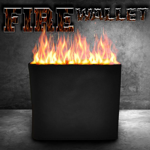 Fire Wallet High Quality
