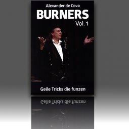 Burners Vol 1 by Alexander de Cova