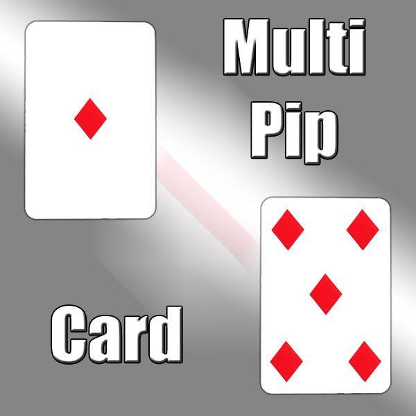 Multi Pip Card