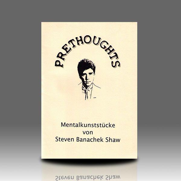 Prethoughts - Banachek