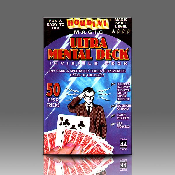 Ultra Mental Booklet