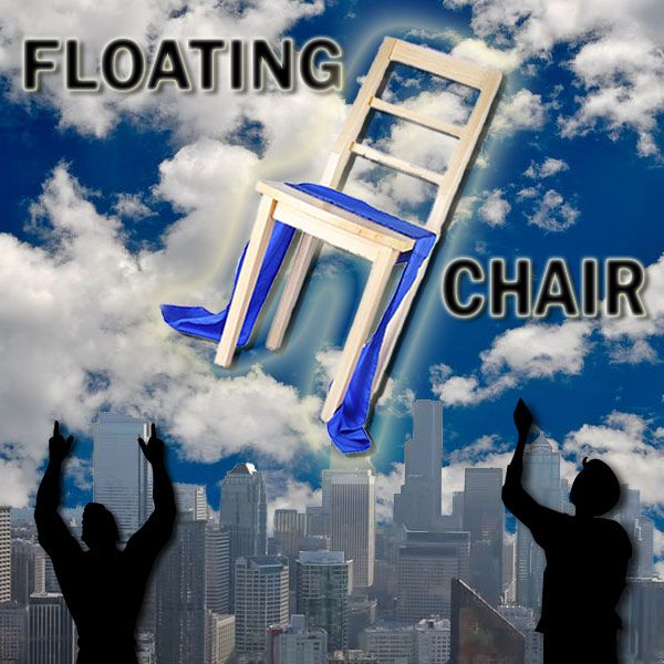Schwebender Stuhl Floating Chair
