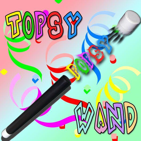 Topsy Popsy Wand