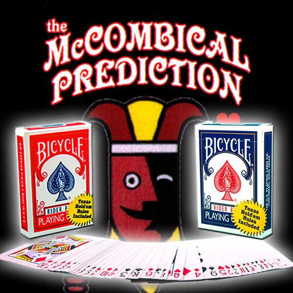 McCombical Prediction