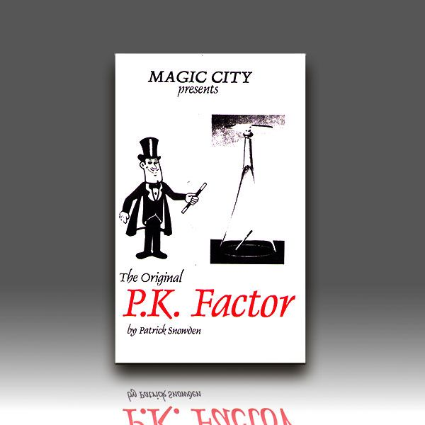 The Original P.K. Factor by Patrick Snowden