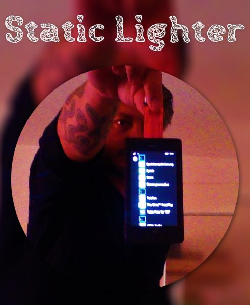 Static Lighter by Sylar Wax