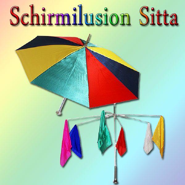 Schirmillusion Sitta