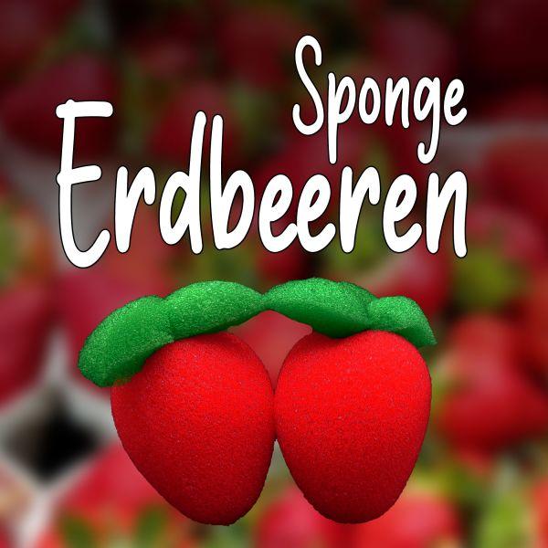 Sponge Erdbeeren